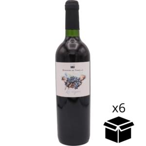 Tanella Les vignes rouge
